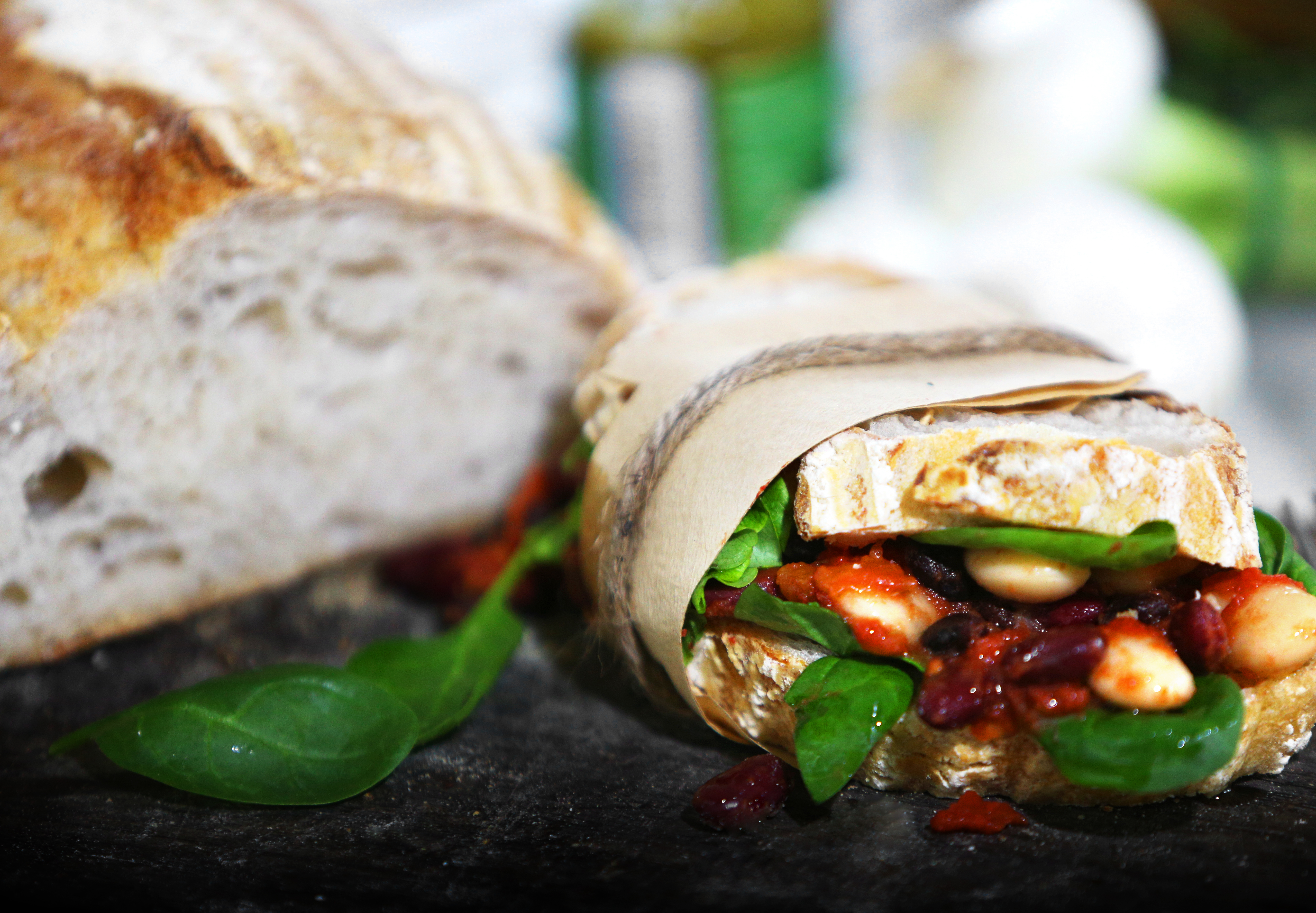 FELIX veggie sandwich