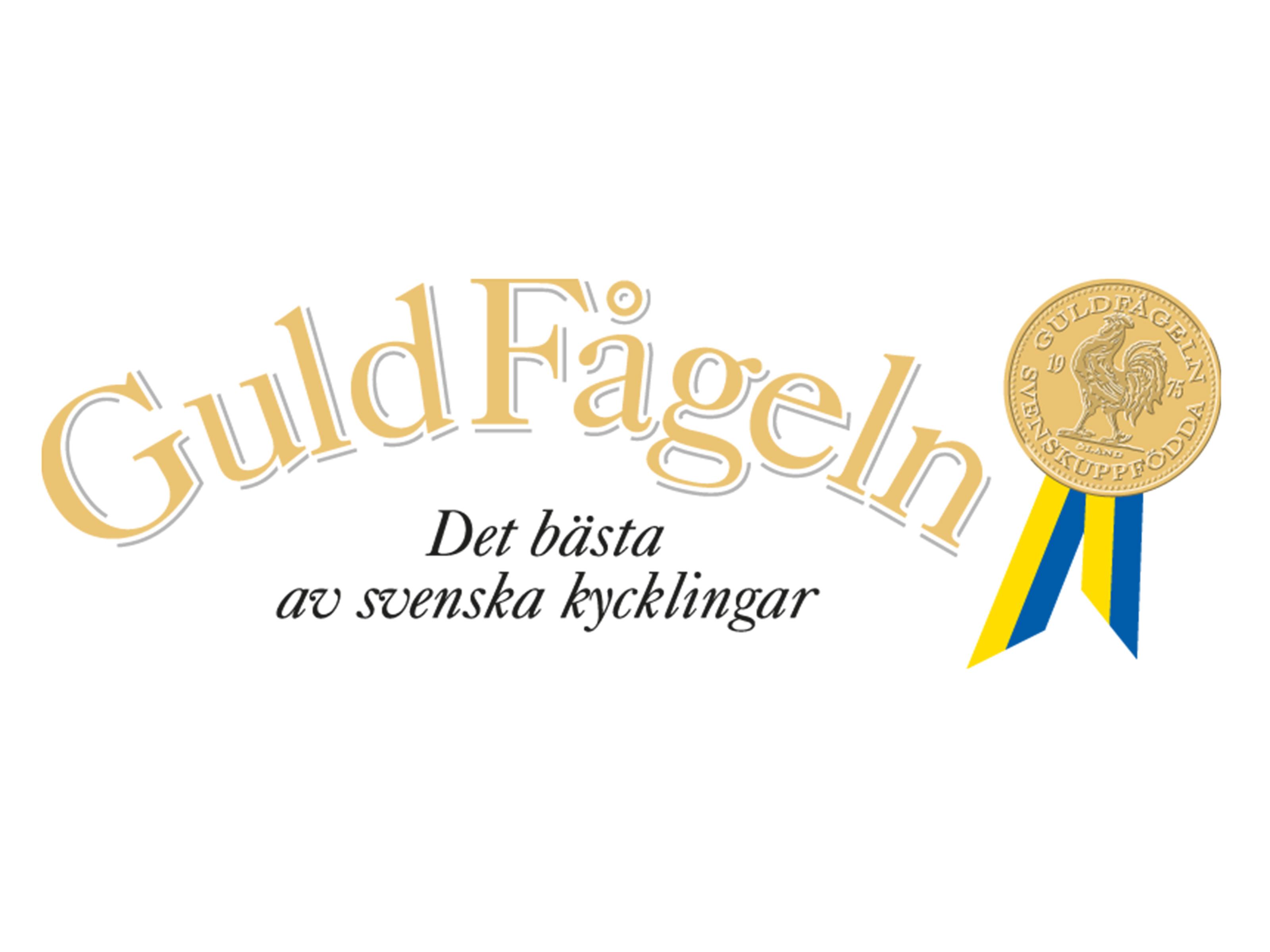 Guldfågel logo