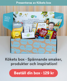 Kökets box