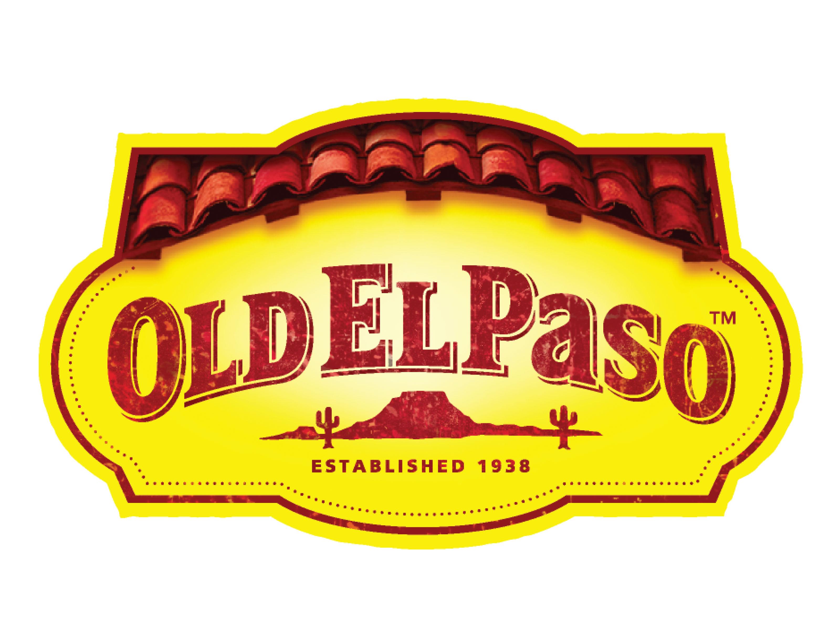 Old El Paso logga stor