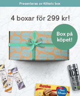 Box på köpet