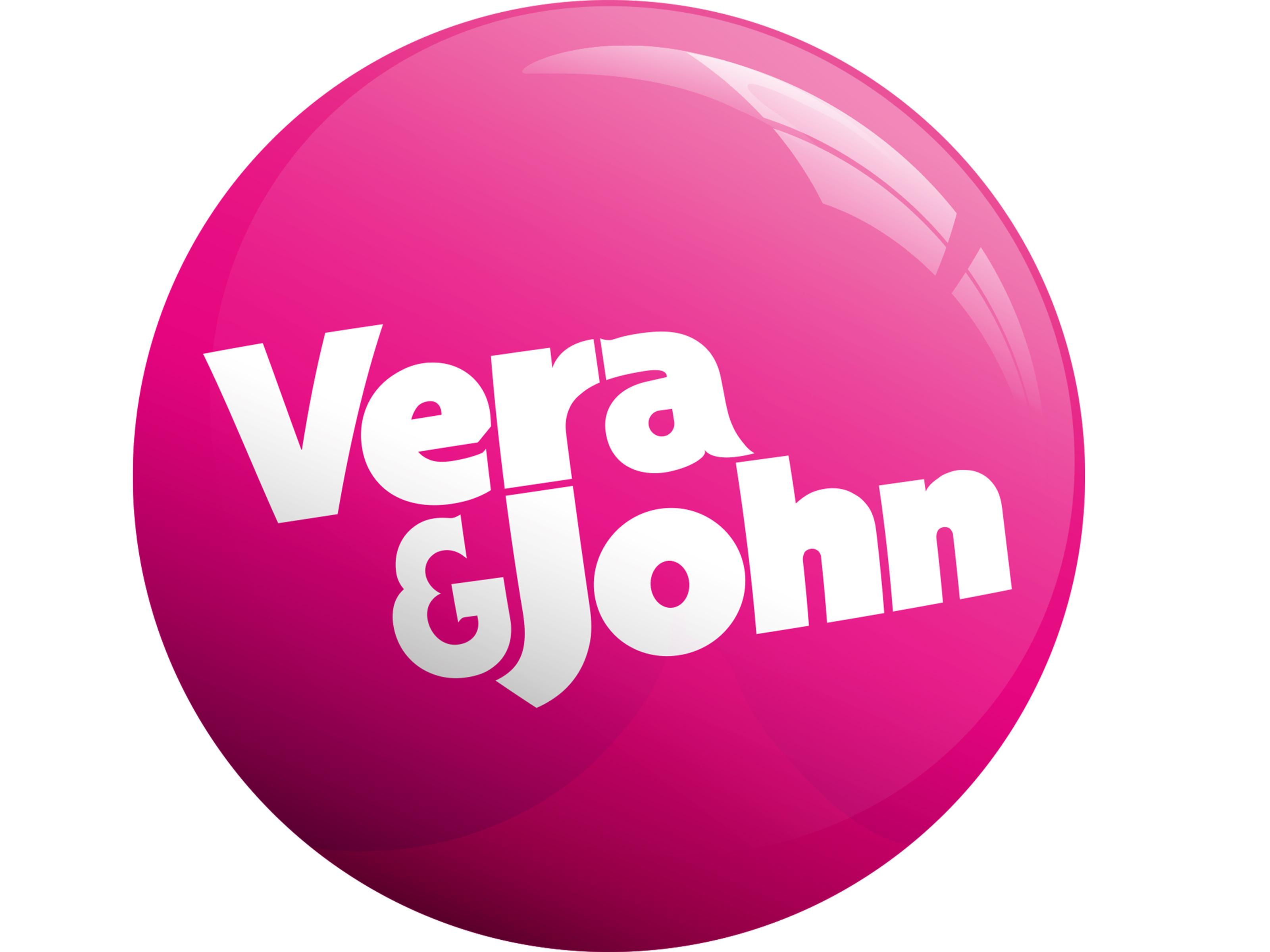 Vera och john logga