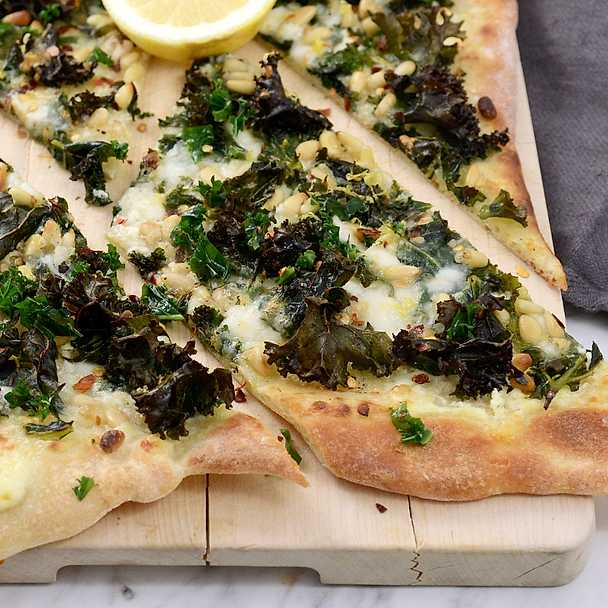 leilas pizzadeg recept