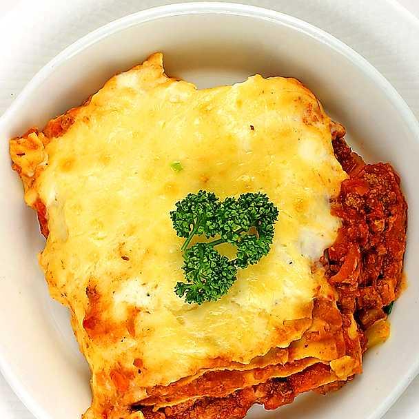lasagne recept morberg