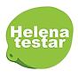 Helena testar logga