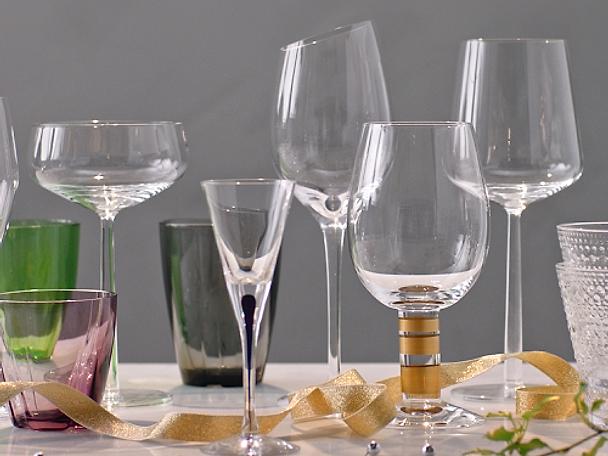 20% rabatt på alla glas