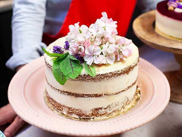lär dig baka tårta