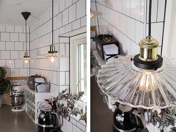 Omtyckta 9 lysande lampor i köket | Köket.se TW-18