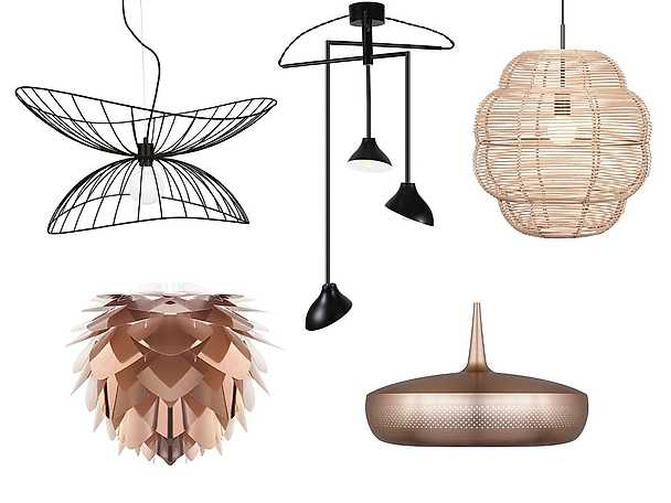 9 lysande lampor i köket nr_3
