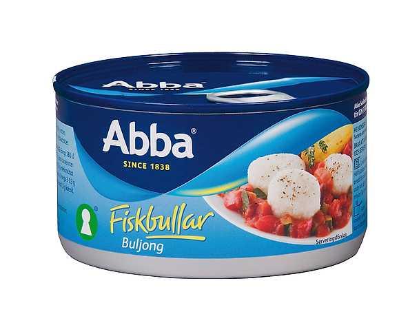 Abba - Fiskbullar i buljong - produktbild