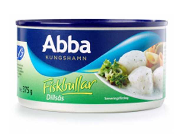 Abba fiskbullar produkt