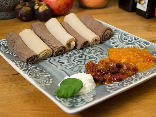 Adez och Zigni, afrikanska grytor med bönor och linser