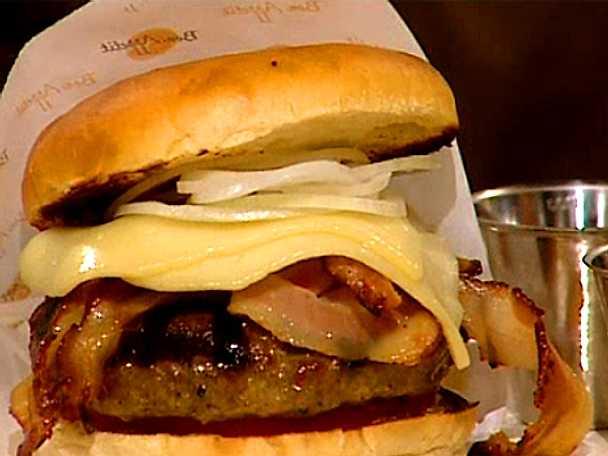 AG:s hamburgare