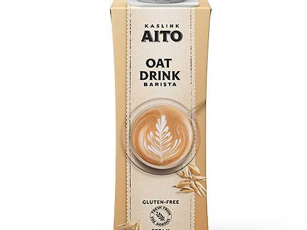 Aito oatdrink barista produkt