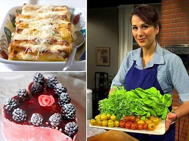 Alexandra Zazzi om laktosfri mat