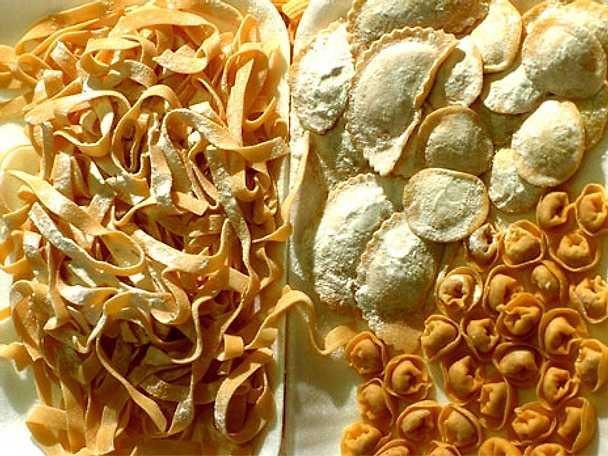 Alla älskar pasta