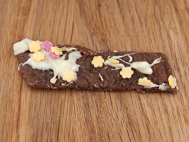Alvas chokladsnittar