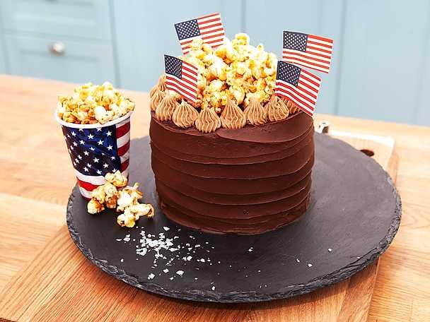 popcorntårta hela sverige bakar