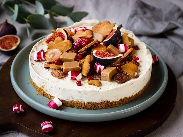 Annas Julig glasstårta