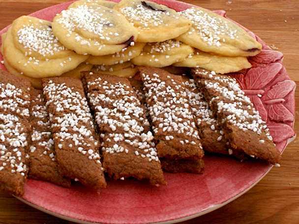 AnnCharlottes mc-kaka, davikenkaka och kanelsnittar