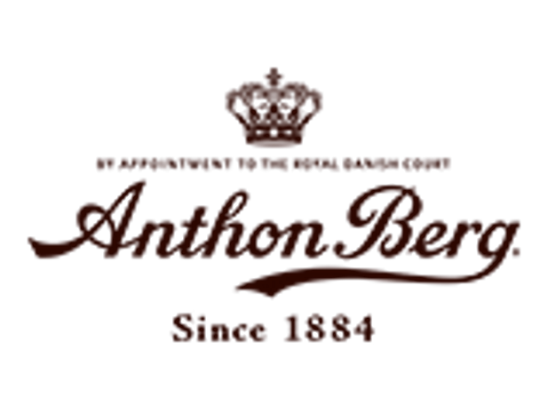 Anthon Berg logga ny