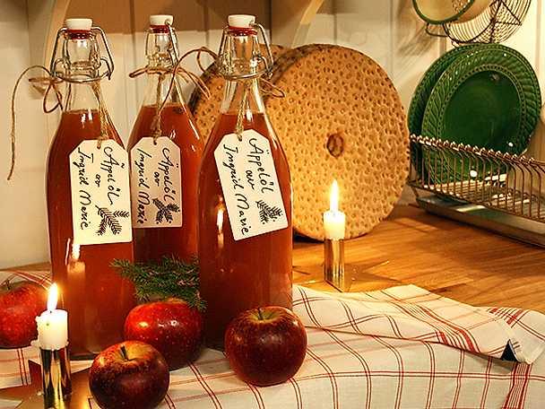 Äppelöl