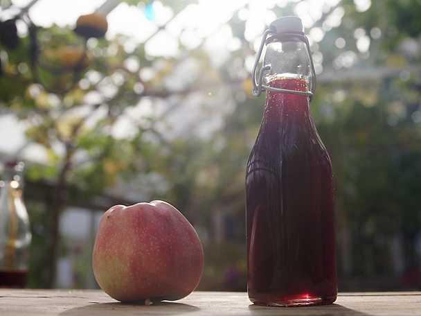 Äppelsirap, Mandelmanns recept