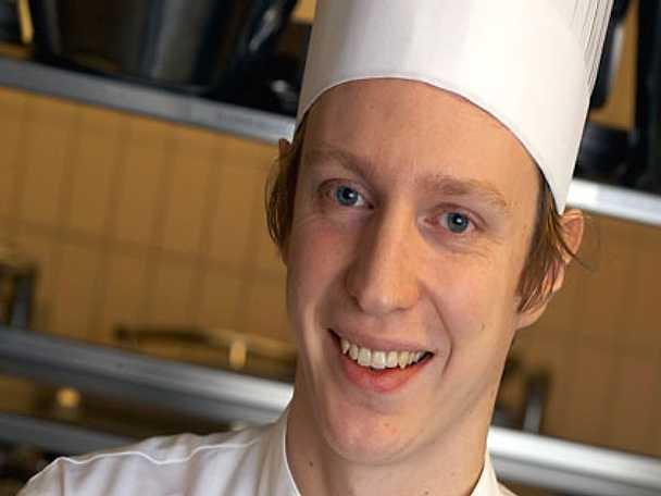 Årets kock: Finalisten Viktor Westerlind, 25, gillar mathistoria
