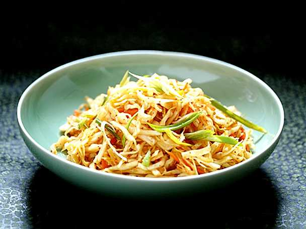 Arirang coleslaw