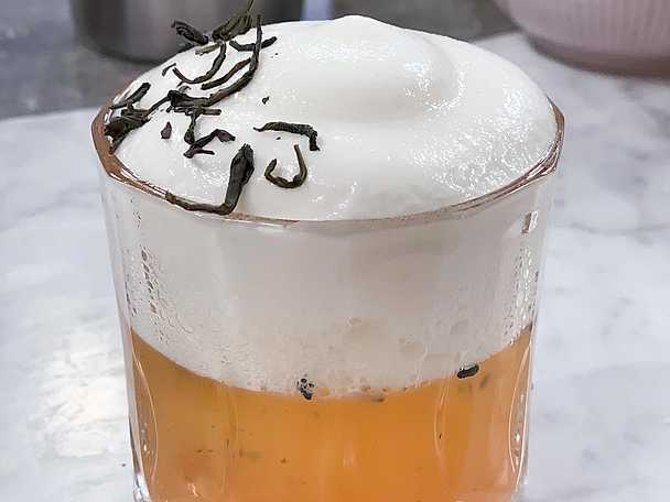 Asian Spice -drink