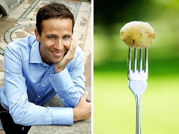 Ät GI-rätt med kokt potatis