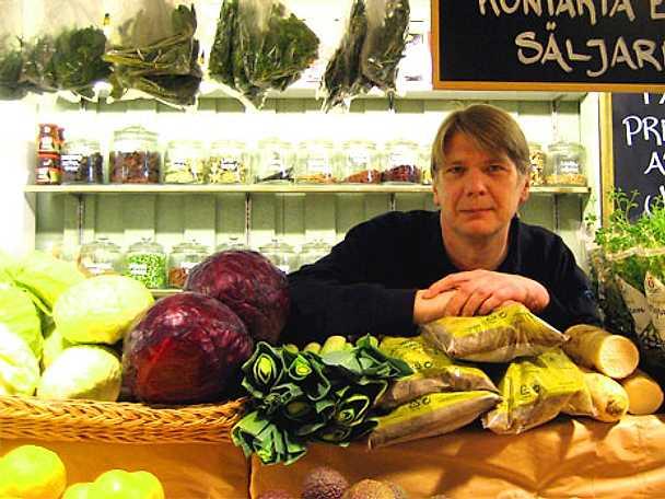 Ät säsongens grönsaker - bli klimatsmart