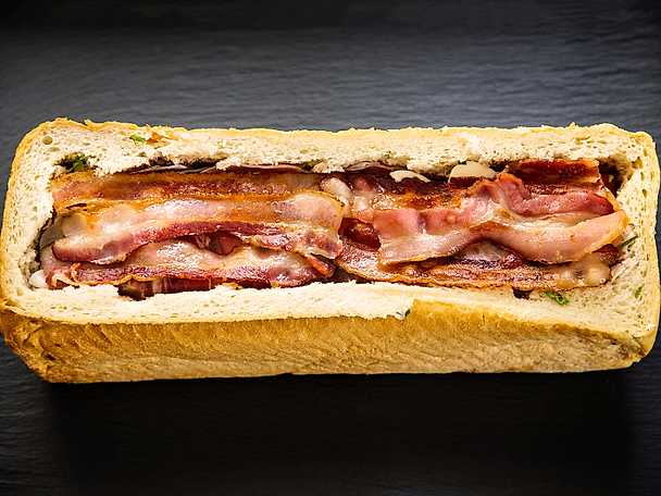 Baconfranska