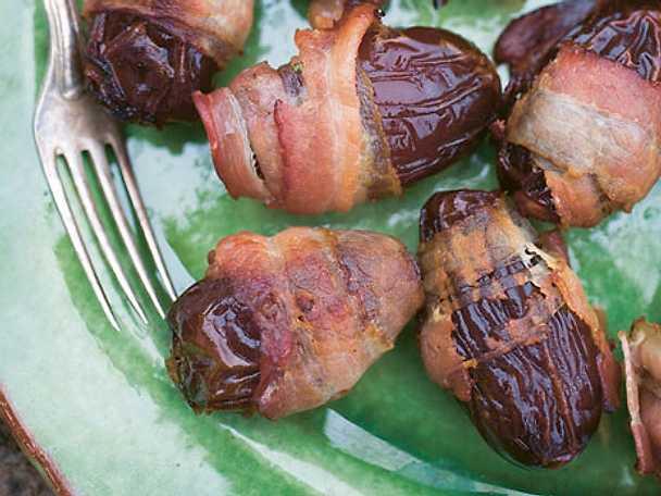Baconrullade dadlar