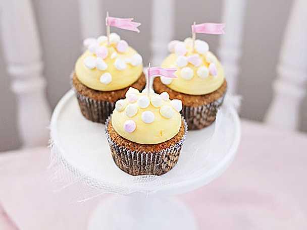 Baka cupcakes!