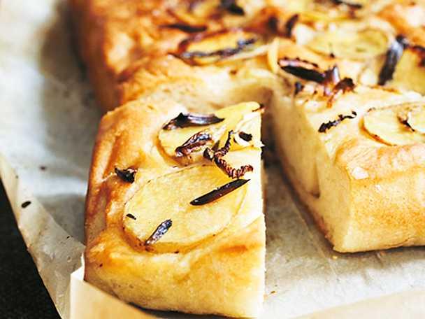 Baka ett gott bröd till festen