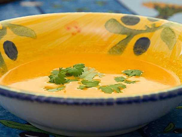 Bali-inspirerad soppa