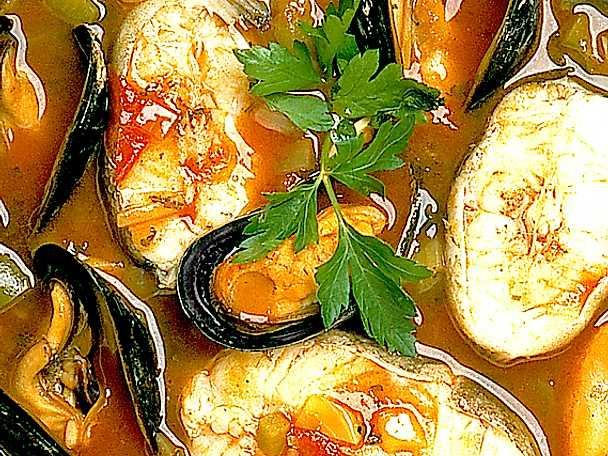 Baskisk fiskgryta