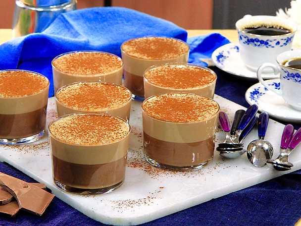 Bavaroise med choklad