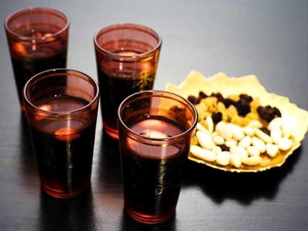 Bengt Frithiofssons vinglögg med cognac