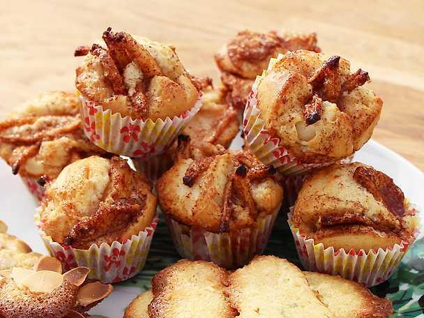 Birgittas äppelmuffins