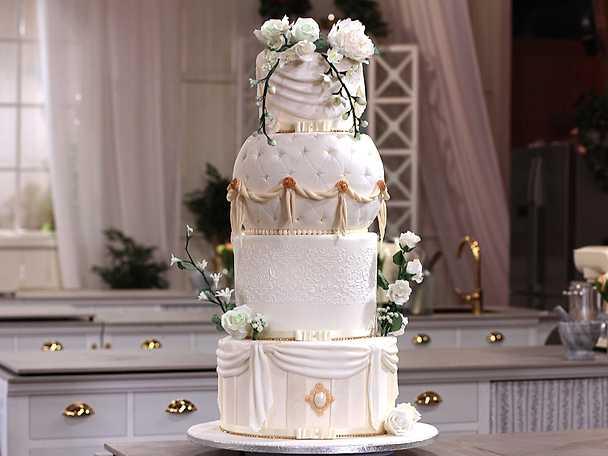 Björn-Alis bröllopstårta