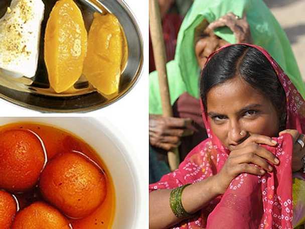 Bjud på indiska desserter