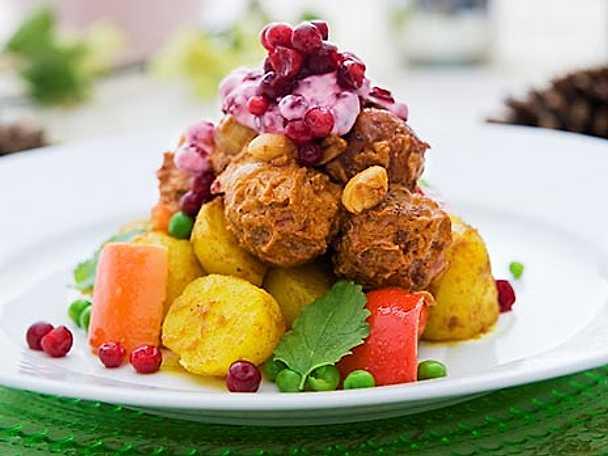 Bjud på mat med indiska smaker