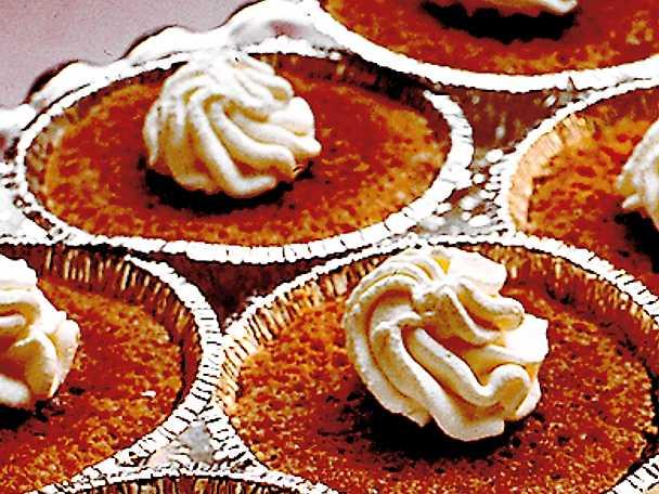 Blå Jungfruns muffins
