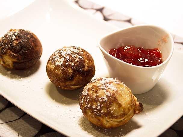 Æbleskiver -  en dansk klassiker