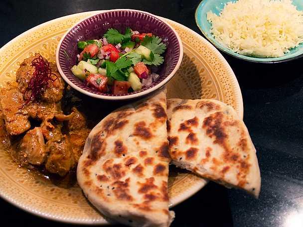 Butter Chicken Delhi-style