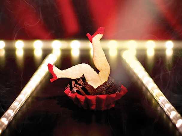 Cabaretbakelser – Life is a Cabaret