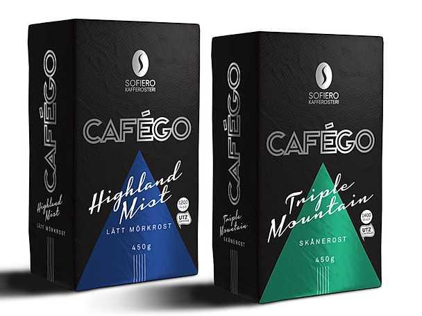 Cafego Sofiero kafferosteri