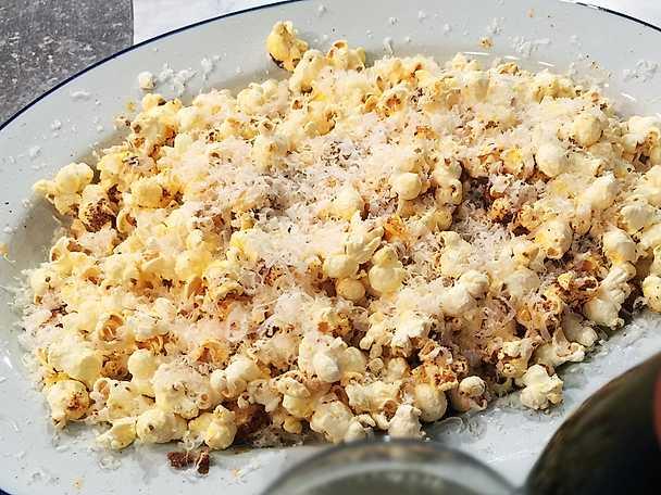 Cajun popcorn royale